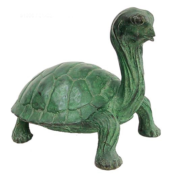 Bronze Turtle Fountain - DD 1096