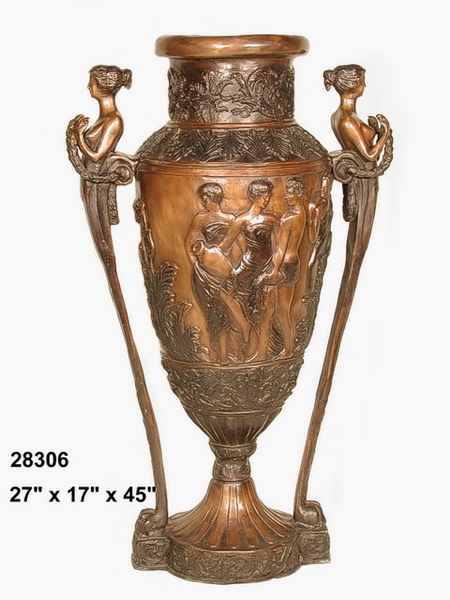 Bronze Urns - AF 28306