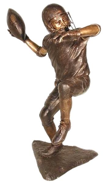 Bronze Football Sculptures | Bronze Football Statues