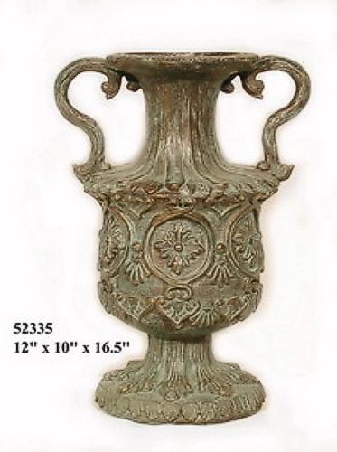 Bronze Trophy Urn
