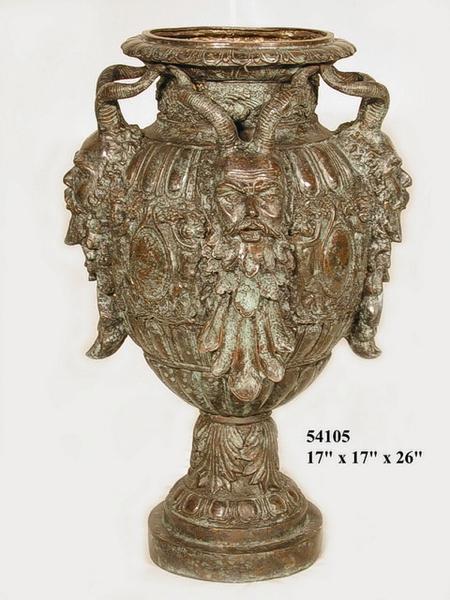 Bronze Urn - AF 54105