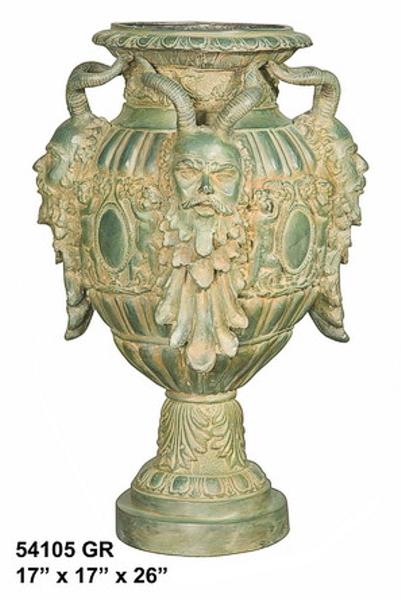 Bronze Urn - AF 54105GR