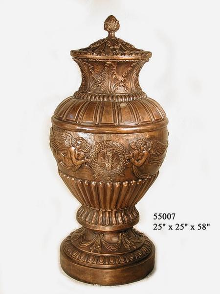 Bronze Urn - AF 55007
