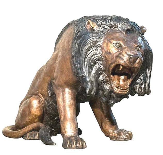 Angry Lions (L & R) - AF 56666-68 TT