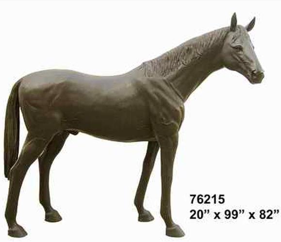 Bronze Horse Statues - AF 76215