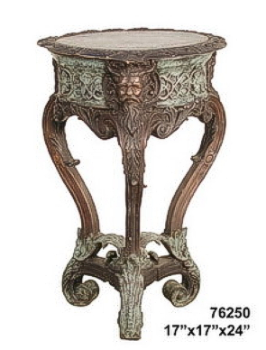 Bronze End Table - AF 76250