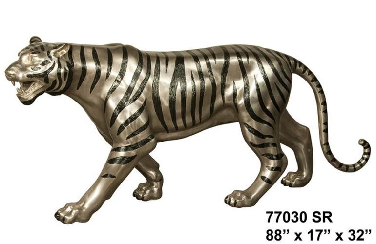 Bronze Tiger Statues