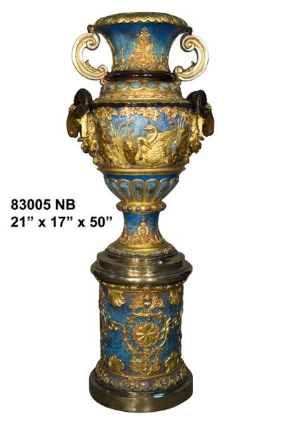 Bronze Urn - AF 83005NB
