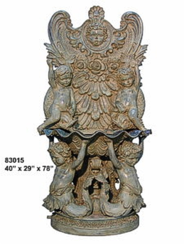 Bronze Wall Fountain - AF 83015