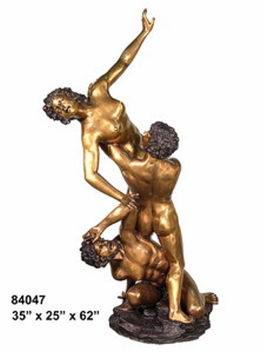 Bronze Nude Statue - AF 84047