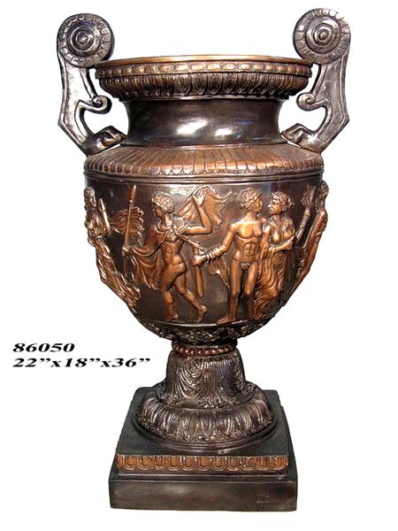 Bronze Urn - AF 86050