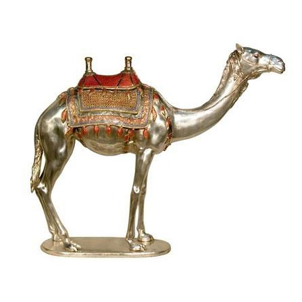 Bronze Camel Statue