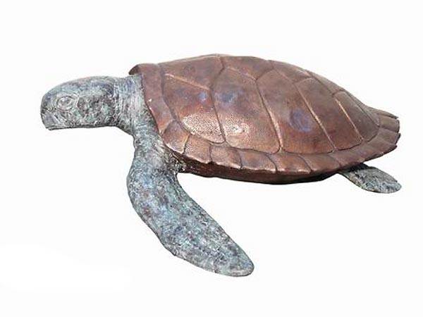 Bronze Turtle Fountains - AF 75036-F
