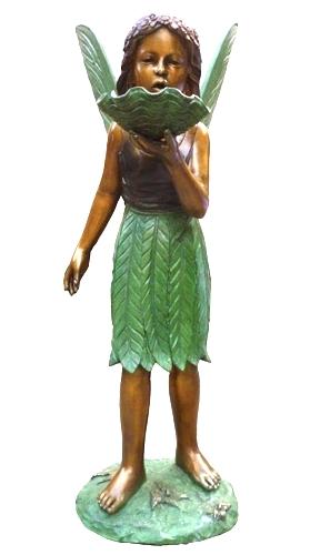 Bronze Angel Statue - DK 2520