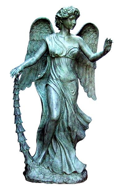 Bronze Angel Statue - DD F-024