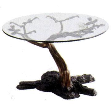 Bronze Tree Themed Table - DD TB0127