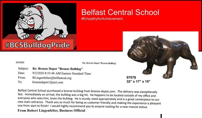 Belfast Central School Class 2020