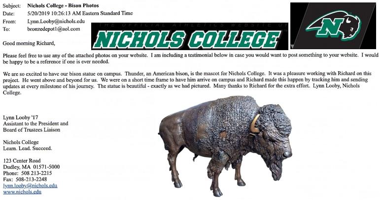 Nicholas College