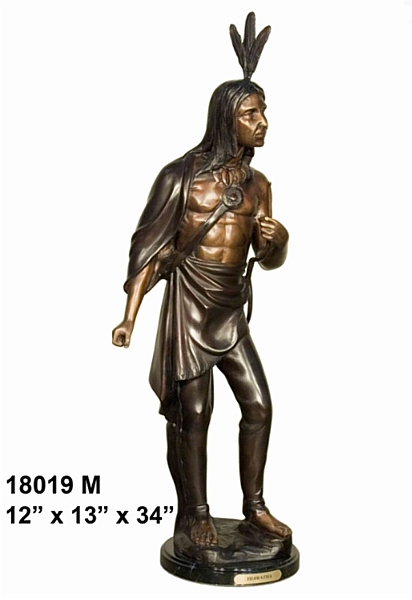 Bronze Indian Statues - AF 18019M