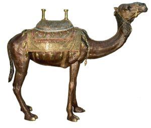 Bronze Camel Statues