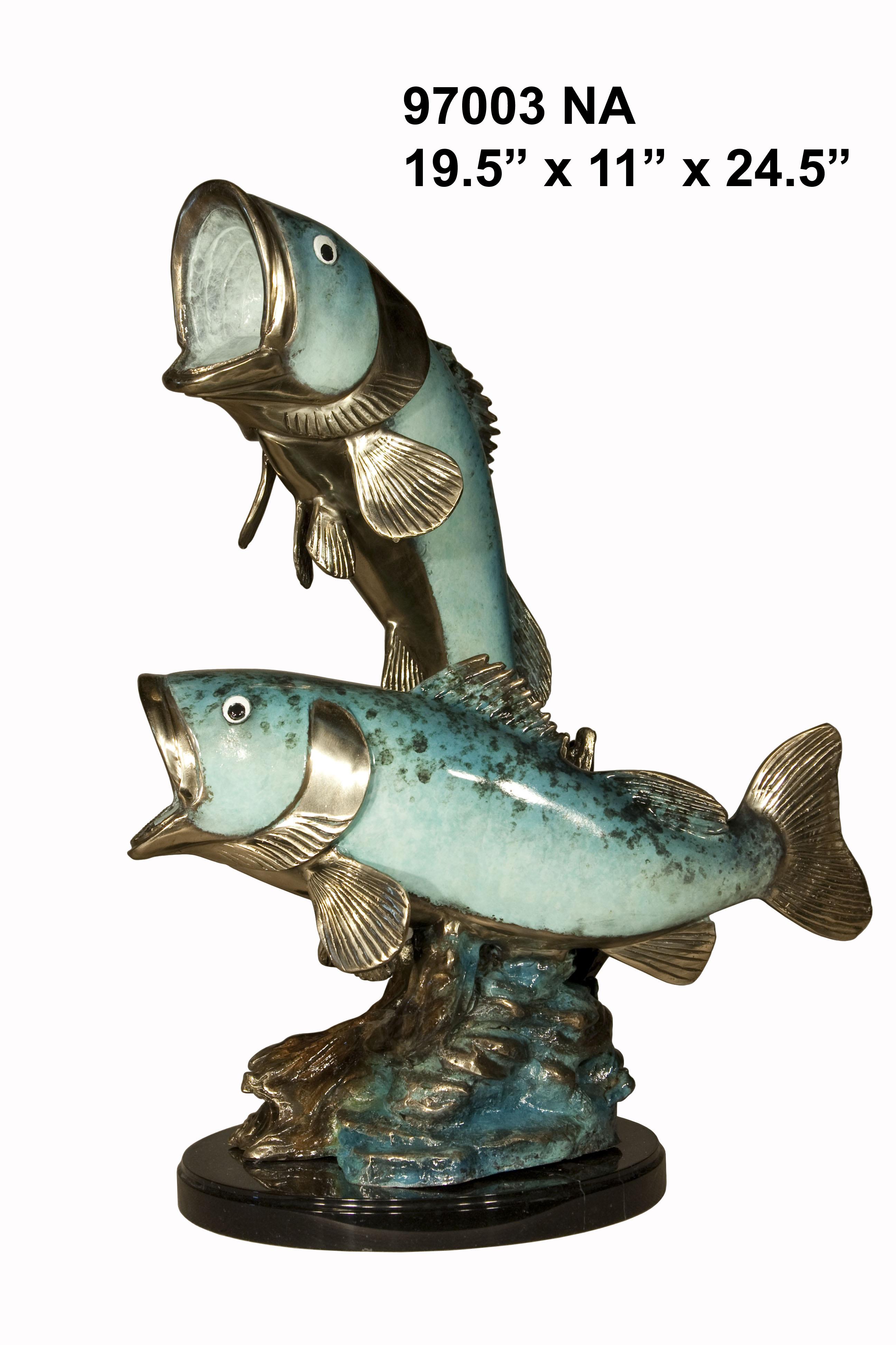 Bronze Large Mouth Bass - AF 97003NA