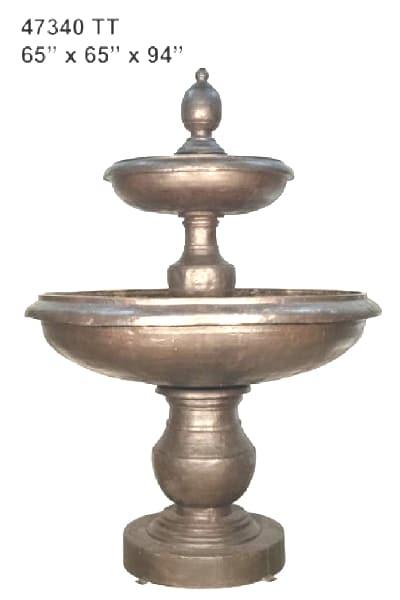 Bronze Large Bowl Fountains - AF 47340 TT